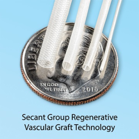 Secant Group Develops the First Synthetic Regenerative Cardiovascular Graft