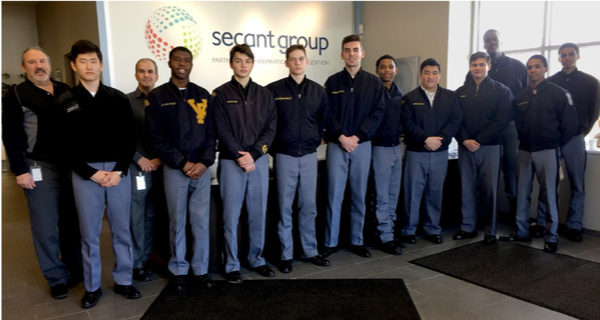 Secant Group Inspires Next Generation of Innovators